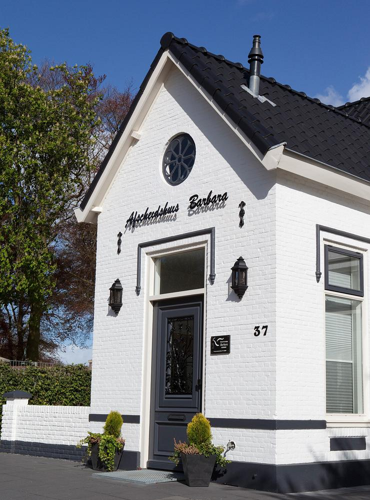 Afscheidshuis Barbara Noordwijk