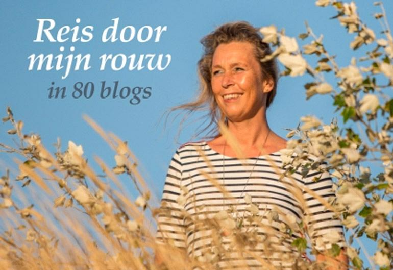 'Reis door mijn rouw in 80 blogs'